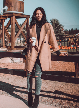 Oversized Coat Outfit