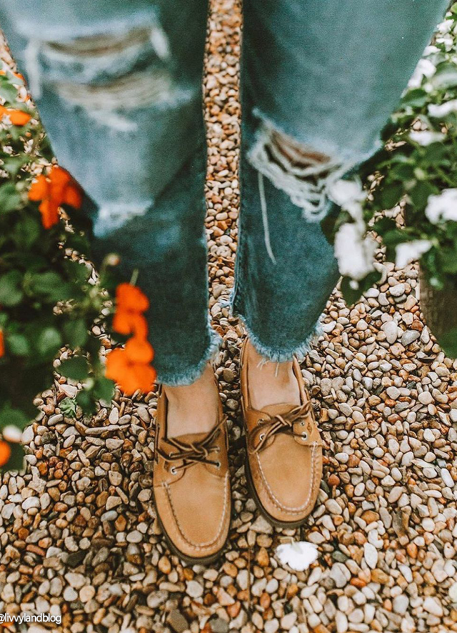 15 Cute Summer Outfits With Sperry's