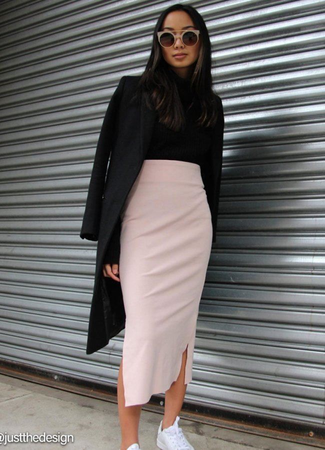 How to Wear a Pencil Skirt and Look Amazing
