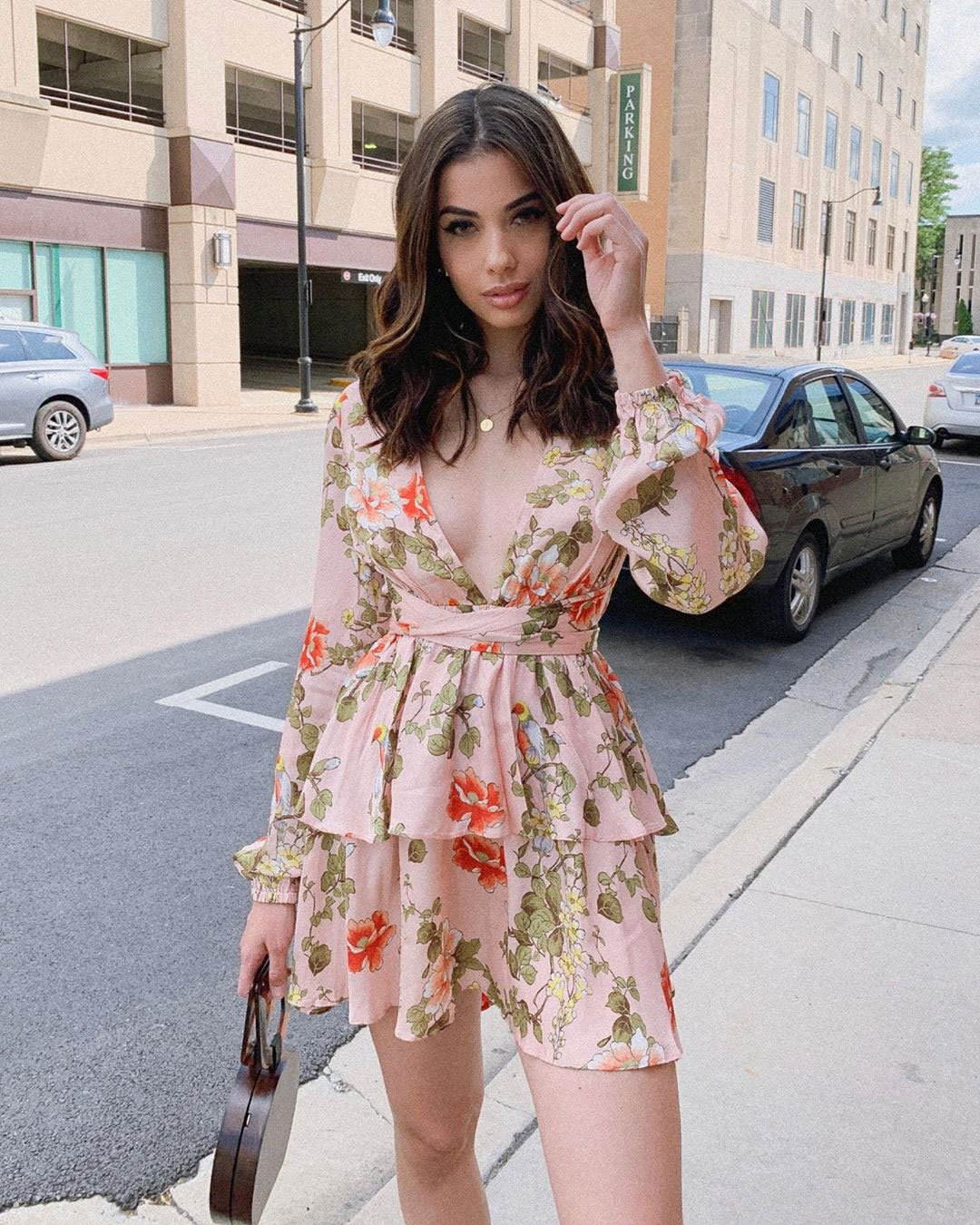 Best Shoes to Wear With a Floral Dress